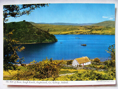 Oughterard Galway Hill of Doon Loch Corrib Hinde 2/46 69