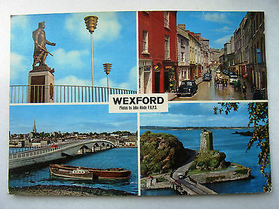 Wexford Multiview Hinde 2/195 New c.1975 Animated Street Scene