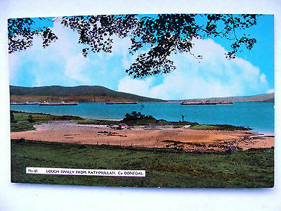 Rathmullan Co. Donegal View of Lough Swilly Dickson '60