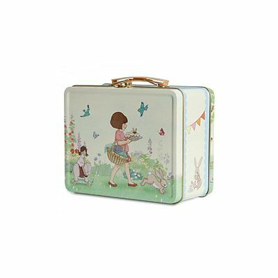 Belle & Boo Lunch Box - Retro style lunch or storage tin - Lovely Gift Idea