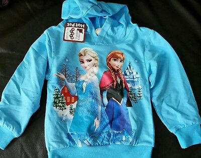 Frozen hoodie age 3 years