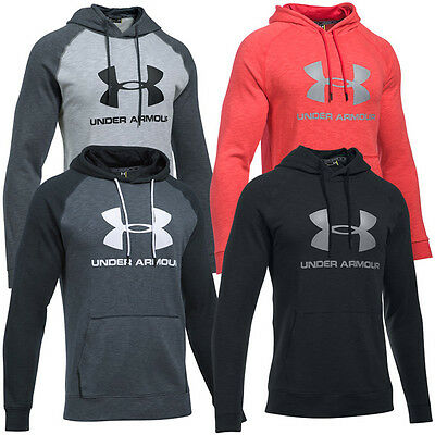 Under Armour ColdGear Sportstyle Triblend P/O Hoodie Kapuzen Pullover 1290256