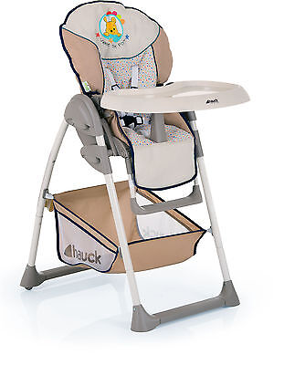 Hauck POOH READY TO PLAY SIT N RELAX Highchair Bouncer Baby SRP £179.99 BN