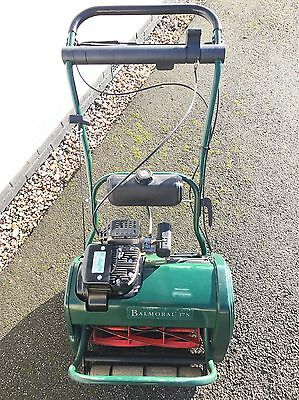 Atco Balmoral 17s Cylinder Lawnmower Self Propelled