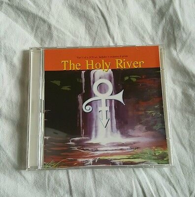 Prince - The Holy River - UK CD Single - CDEM 467 (part 1)