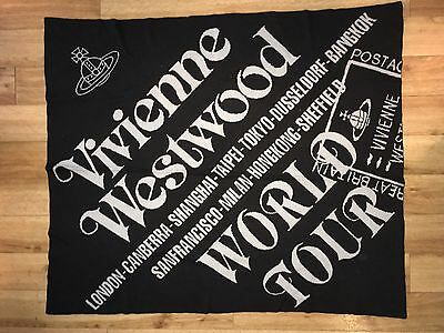 Vivienne Westwood Scarf Shawl Throw Miscellaneous