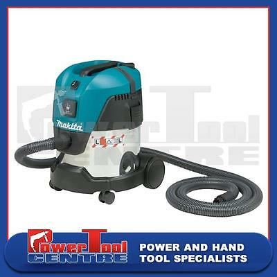 Makita VC2012L1 110V L Class Dust & Chip Collector Extractor  Wet and Dry 20L