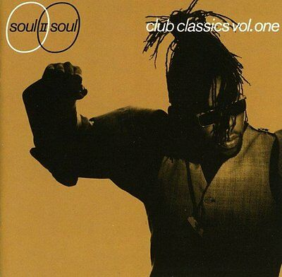 Soul II Soul - Club Classics Vol One    Vinyl LP  New & Sealed