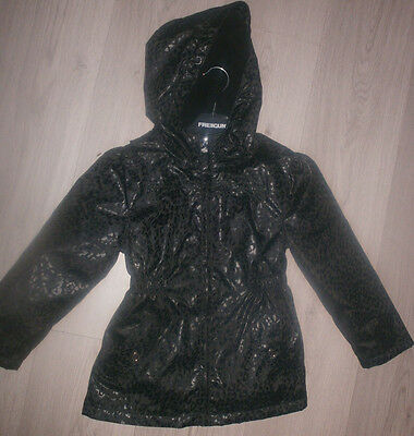 manteaux fille taille 6 ans neuf