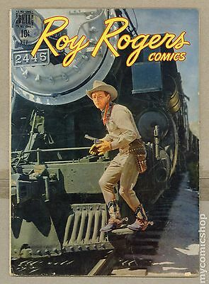 Roy Rogers Comics (1948-61 (And Trigger, # 92 on) #11 GD/VG 3.0