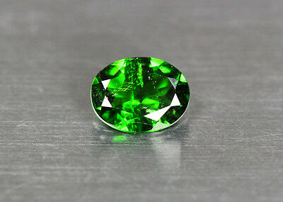 1.83 Cts_Glittering Top Luster_100 % Natural Vivid Green Chrome Diopside_Russia
