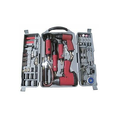 Amtech 77pc AIR TOOL KIT Professional and DIY with Air Impact, Grinder etc Y2430
