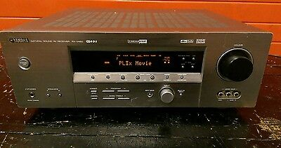 Yamaha RX-V450 6.1 Channel 125 Watt Receiver Home Cinema System Amplifier