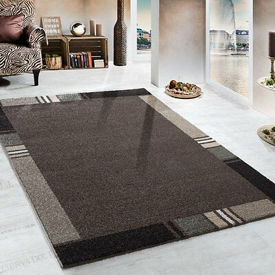 Brown Beige Rug in Living room Thick Soft High Quality Modern Carpet Large Small