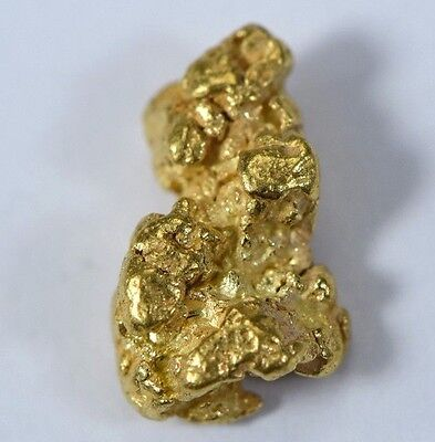 #157 Alaskan-Yukon BC Natural Gold Nugget 1.10 Grams Genuine