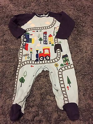Little Boys Sleepsuits From TU 6-9 Months