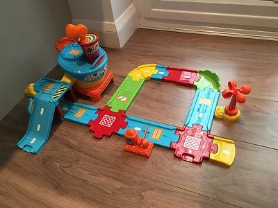Vtech toot toot airport and plane