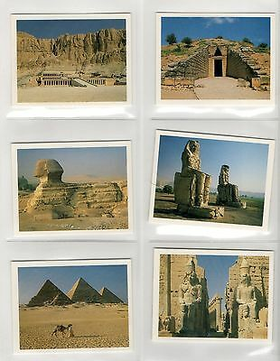 John Player (Tom Thumb) Wonders Of The Ancient World 1984 (Set Of 32 Cards)
