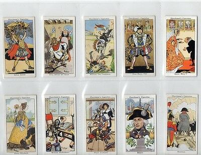 Wa & Ac Churchman Howlers 1937 (Complete Set Of 40 Cards)