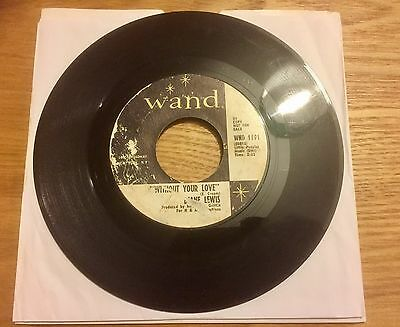 Diane Lewis - Without Your Love (Wand) Rare Soul, Northern Soul, Mod, R&B