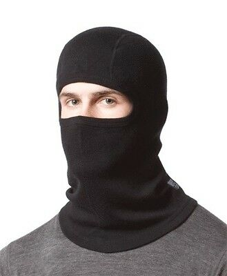 New Grand Sierra Adult Mens Balaclava Fleece Poly Blend Hat Face Mask Black OSFM