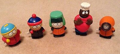 South Park Wind Up Figures A Collection Of 5