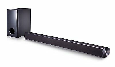 LG SH2 2.1 Ch 100W Sound bar + Subwoofer Bluetooth Optical+fast delivery