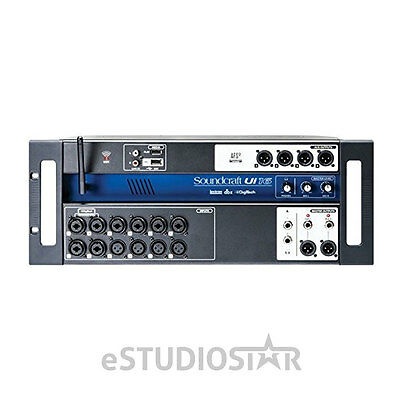 Soundcraft Ui16 16-input Remote-Controlled Digital Mixer
