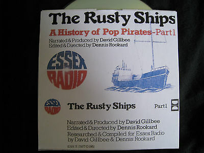 Pirate Radio Rusty Ships History of pop pirates Part 1 CD