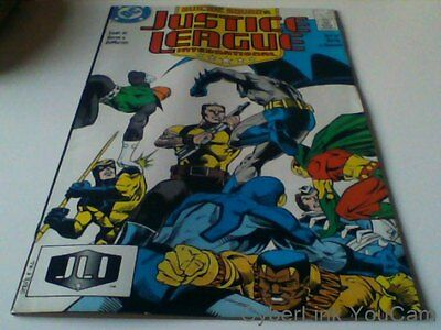 Dc Justice League International No.13 May 88