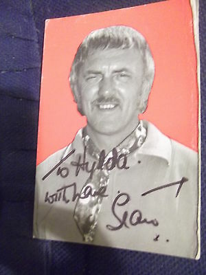 Crossroads STAN STENNETT hand signed photo