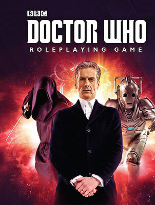 Doctor Who RPG: All of Time and Space Volume 1 PSI CB71126