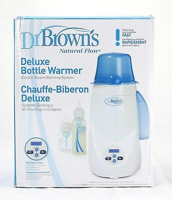 Bottle Warmer Dr Brown's Natural Flow Deluxe USED
