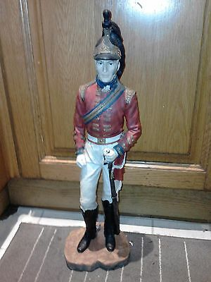 officer of 1st dragoon guards, large figure