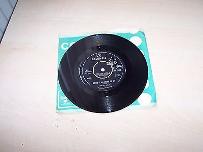 the animals bring it on home to me-for miss caulker. columbia 7539. nice copy