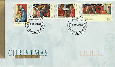1994 - Australia - Christmas - First Day Cover