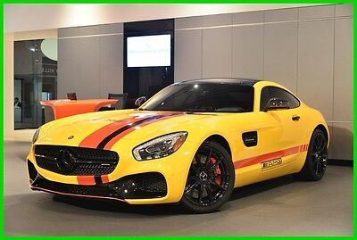 2016 Mercedes-Benz Other AMG® GT S 2016 AMG GT S Used Turbo 4L V8 32V Automatic RWD Coupe Premium