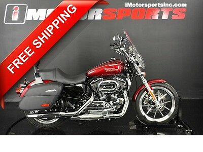 2016 Harley-Davidson Sportster  2016 Harley-Davidson XL1200T Sportster SuperLow 1200T Free Shipping w/Buy it Now