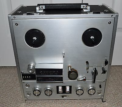 AIWA TP-1001 Stereo SolidState Reel to Reel Player Recorder AS IS FOR PARTS ONLY