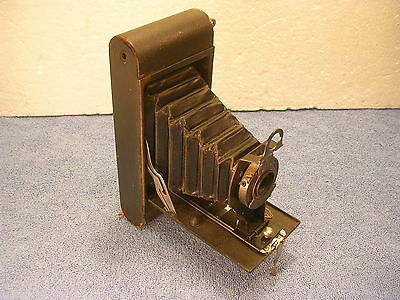 Vintage Kodak No. 2-A Folding Autographic Brownie Camera - For parts or repair