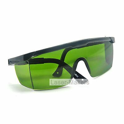 Protective Glasses for 405nm-450nm Violet/blue Laser Diode Module Goggles w/ Box