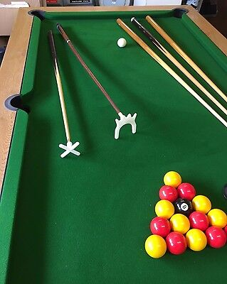 Slate Bed Professional Pool Table