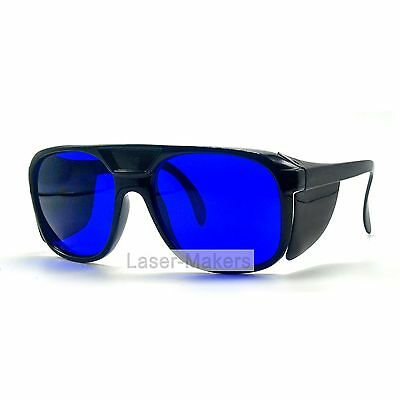 Protective Glasses for 635nm 650nm 660nm Red Laser Diode Module Goggles w/ Box