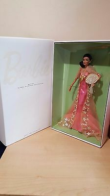 2015 Barbie Global Glamour Limited Edition Gold Label Mutya Doll