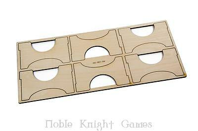 Broken Token, The Game Storage Tray Ascension Organizer - Extra Dividers MINT