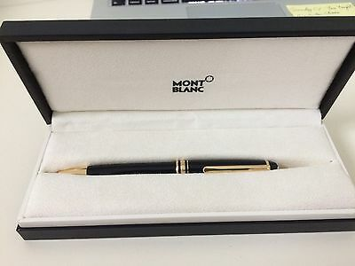 mont blanc meisterstuck Gold Plated