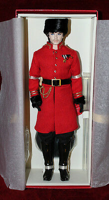 Nicolai Ken Doll Silkstone Barbie Gold Label NRFB  Rare Hard to Find