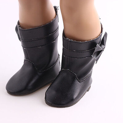 2016 cool gift fashion new boot shoes for 18inch American girl doll party b588