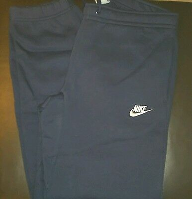 BNWT Mens Nike tracksuit bottoms size M