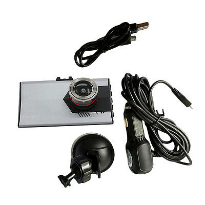 HD 1080P 3.0 Car Tachograph DVR Safe Car Dash IR Night Vision CAM Camera F5